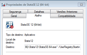 Stata Automation not creating